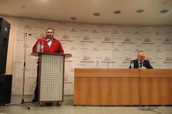 Презентация Олега Колпащикова проектов перекрёстной реабилитации